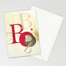 Perpetua B Stationery Cards