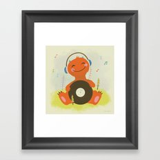 Elpy Framed Art Print