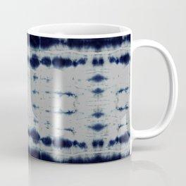 Shibori Strips Coffee Mug