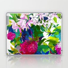 Summer Petals Laptop & iPad Skin