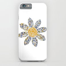 Mosaic Flower 002 iPhone 6s Slim Case
