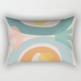 just before summer Rectangular Pillow