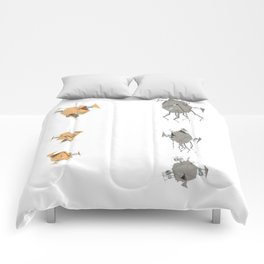 W&M Comforters