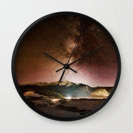 Prospect Milky Way Wall Clock