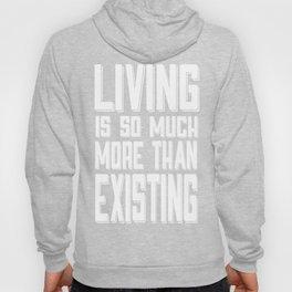 Living&existing Hoody