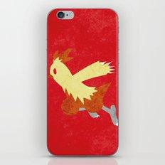 Combusken iPhone & iPod Skin