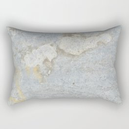 Blueish, rusty and old steel texture Rectangular Pillow