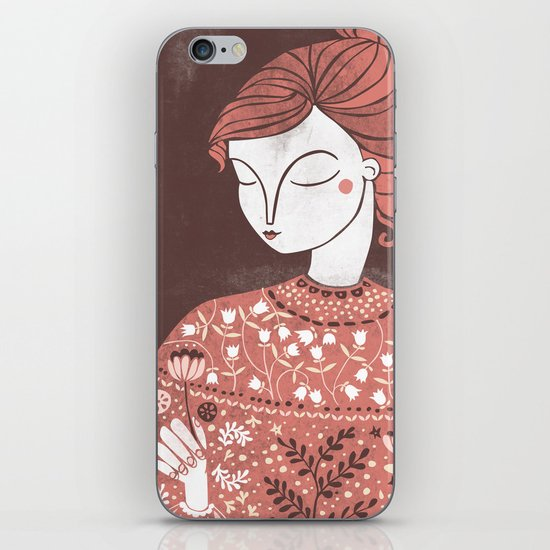 The Botanist iPhone & iPod Skin