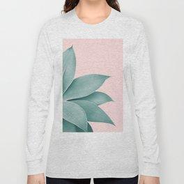 Agave Finesse #3 #tropical #decor #art #society6 Long Sleeve T-shirt