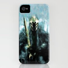 Nazgul After The Ring - Painting Style iPhone (4, 4s) Slim Case