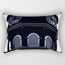 Clock Tower 818 Rectangular Pillow