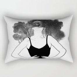 It's nice to be taken. Rectangular Pillow