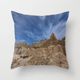 Balm For Your  Soul Throw Pillow