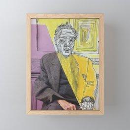 Age Framed Mini Art Print
