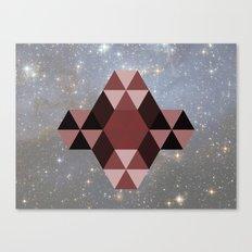 init Canvas Print
