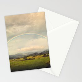 Rainbow Sublime Stationery Cards