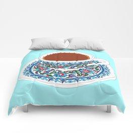 Turkish Coffee Comforters