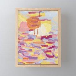 Sky Meditations on Joyous Days Framed Mini Art Print