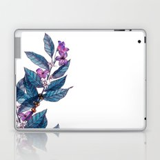 Botanical study of a coffee branch Laptop & iPad Skin