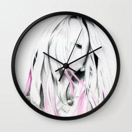 Wild Dreams - Skulls Wall Clock