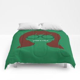 "The Daria - ""That's Nice"" Comforters"