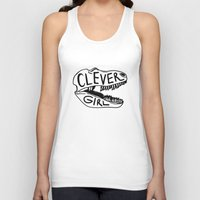 Clever Girl Unisex Tank Top