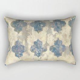 Faded Grandeur - Original Art by Tracy Sayers Trombetta Rectangular Pillow