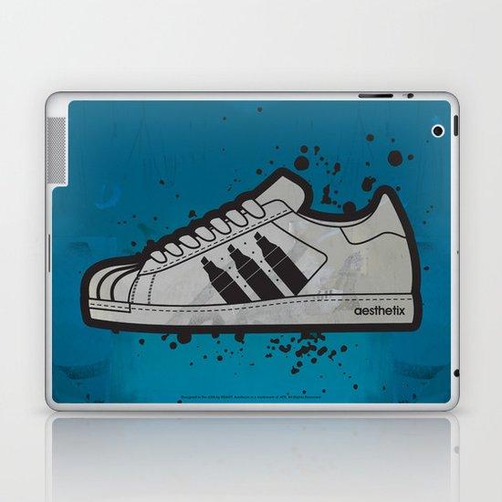 Aesthetix 3 Pens Superstar Laptop & iPad Skin
