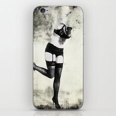 Vintage Pin Up iPhone & iPod Skin