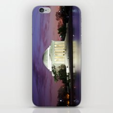 Jefferson Sunset iPhone & iPod Skin