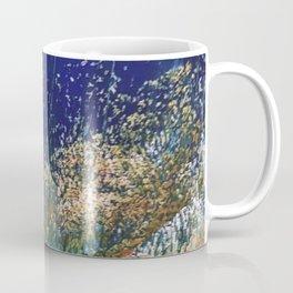 peninsula blue, monterey Coffee Mug