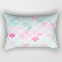 .mermaid. Rectangular Pillow