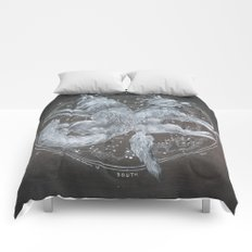The White Foxes Comforters