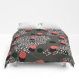 Beast polka dots Comforters