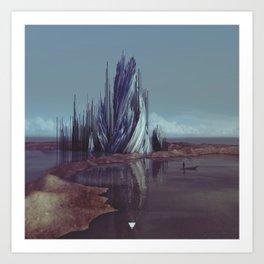 LAST OF US - ∀ Art Print