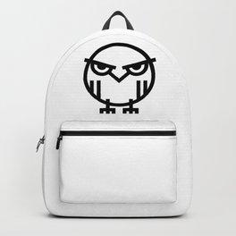 Angry Owl Backpack