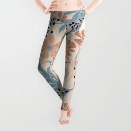 Flower dance.2 Leggings