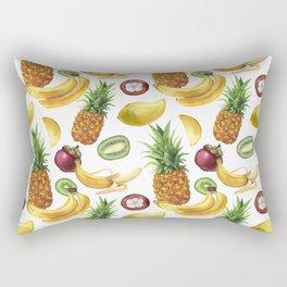 Oh, my fruit Rectangular Pillow