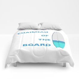 Chairman of the Board Comforters