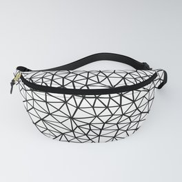 Shattered R Fanny Pack