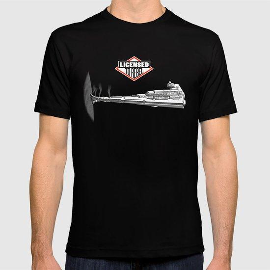 Licensed to Rebel T-shirt