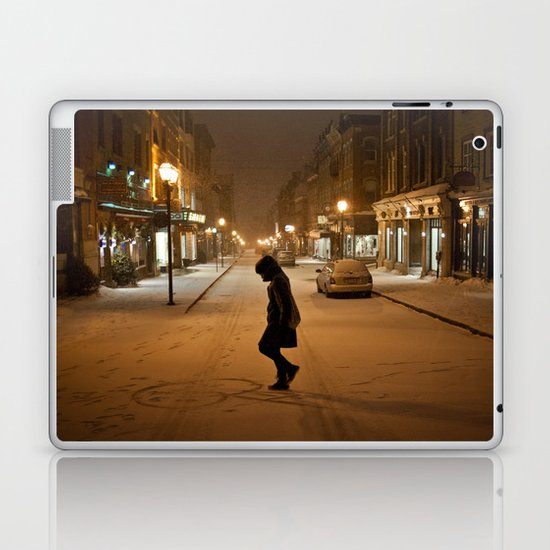 Québec Night Laptop & iPad Skin