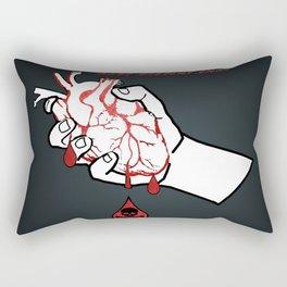 Violent delights have violent ends Rectangular Pillow