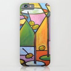 Martinis and Olives iPhone 6s Slim Case
