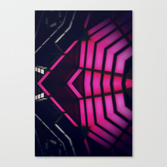 PINK_01 Canvas Print