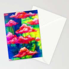 Candy Clouds Stationery Cards