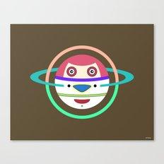 Spaceman 3 Canvas Print