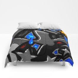 Graffiti 3 Comforters