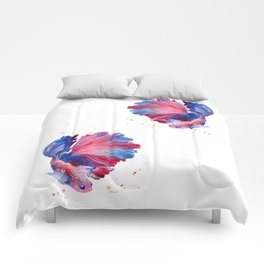 Betta Splendens Fish Comforters