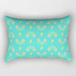 Memphis Style N°9 Rectangular Pillow